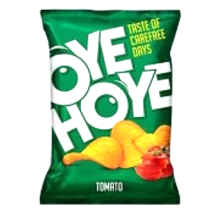 Oye Hoye Tomato Chips 14gm